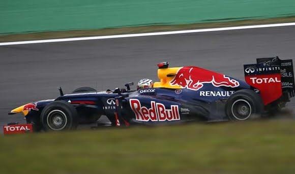 Sebastian Vettel quedó en las puertas de otro título