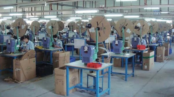 La planta industrial de TCA en San Juan emplea a 500 personas. Foto: Argentina.ar