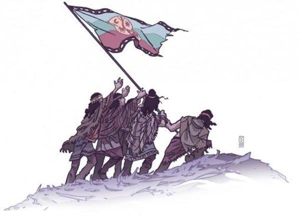 El movimiento mapuche representa un problema sin solución para el sistema político chileno, que optó por criminalizar sus acciones.