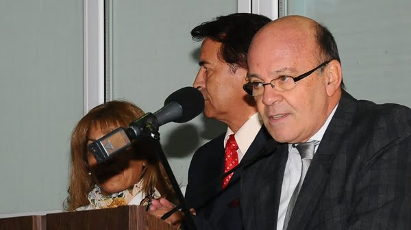 Sergio Leite, CEO de Vale en Argentina, a quien espera el gobernador para conocer el futuro de la inversión en Malargüe.
