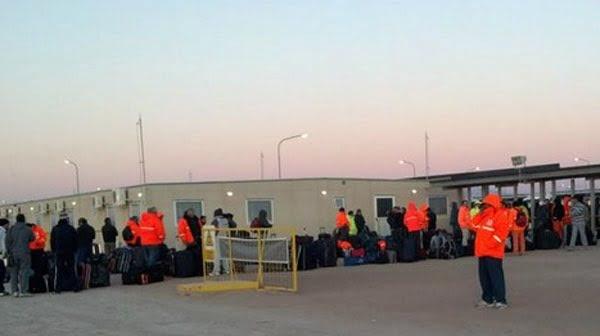 La actividad en la mina de Malargüe fue suspendida el 21 de diciembre. Foto: Mdz Online