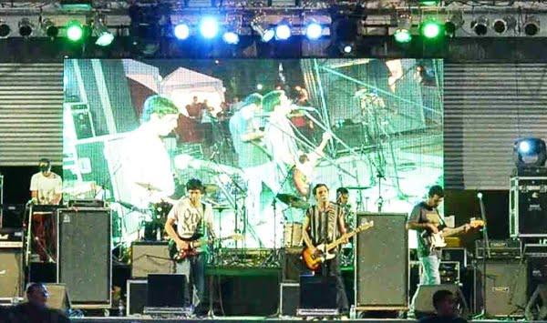 La Begonia, rock del Este de pura cepa. Foto: Prensa Gobierno de Mendoza.