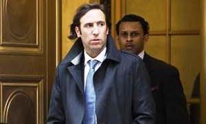 Hernán Lorenzino, ministro de Economía, formalizó la propuesta argentina a los Fondos Buitres.