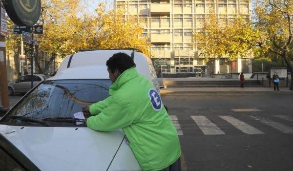 Estacionar en la Ciudad de Mendoza cuesta más caro de este lunes. Foto: web Municipalidad de Mendoza.