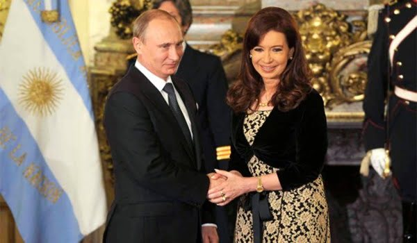 Tras la visita oficial de Putin al país, una misión argentina viaja a Rusia.