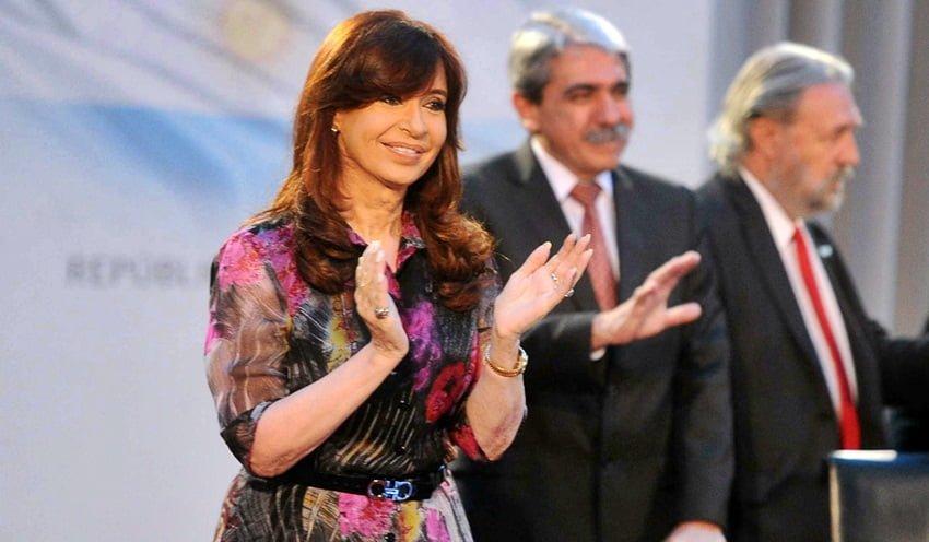 Cristina Fernández anunció un acuerdo con la Federación Agraria.