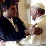 El Papa anunció que abrirá los archivos de la Iglesia sobre la dictadura genocida del '76 al '83
